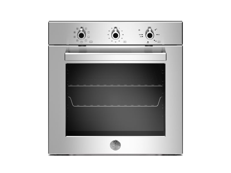 60cm Electric Built-in Oven 9 functions | Bertazzoni - Stainless Steel