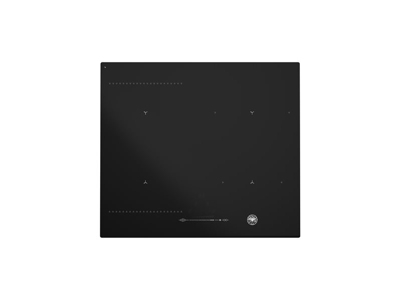 60cm Induction Hob, 1 multi zone | Bertazzoni - Nero
