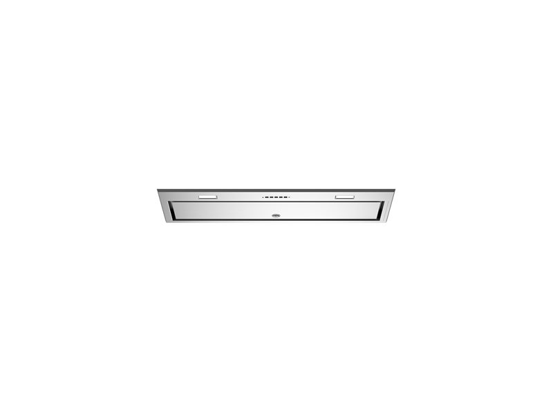 52 cm built-in hood, 1 motor | Bertazzoni - Stainless Steel