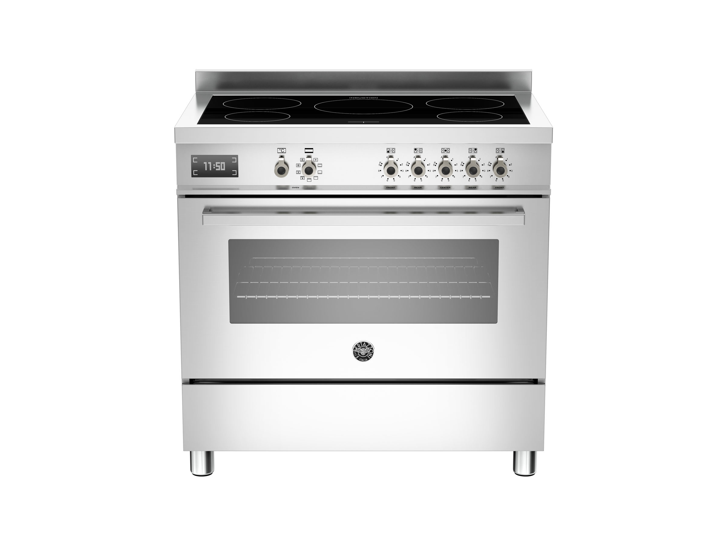 90 cm induction top, Electric Oven | Bertazzoni